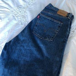 Levis Ribcage jeans 32